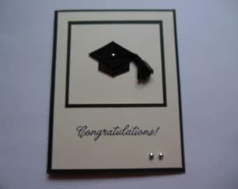 Graduation Card, High School Graduation Card, College Graduation Card, Elegant Graduation Card