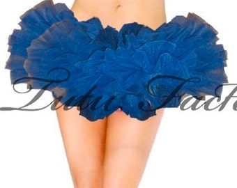 4th of July Royal Blue Tutu Teen Rave Tutu