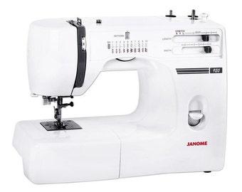 JANOME 920 sewing machine model