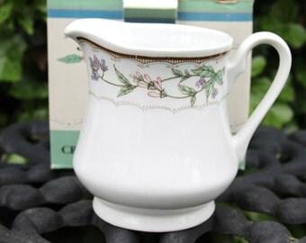 Bellegarden Porcelain China By Citation Creamer