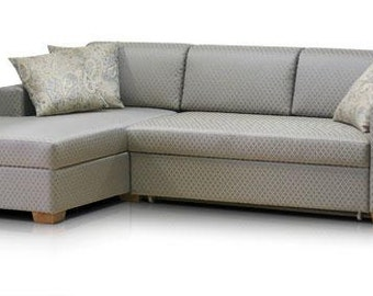 Step by step instructions on how to build a sofa.