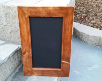 "SALE!!!. Rustic chalkboard.16"" by 24"" chalkboard sign. Country Wedding signs. Rustic chalkboard"