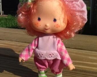 Raspberry Tart Vintage Strawberry Shortcake Doll