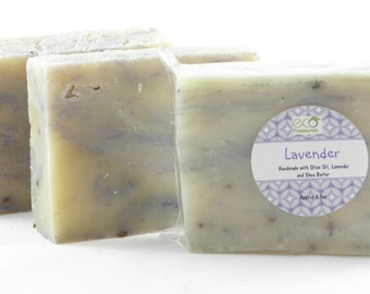 Lavender All Natural Soap Bar - 3.5oz
