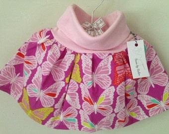Butterfly twirly skirt