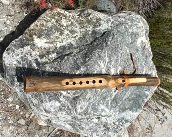 Handcrafted Juniper Branch Flute Key of F