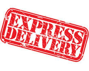 Express Delivery -  2-3 days