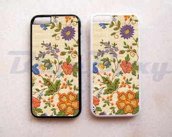 Flower - iPhone 8, iPhone X, iPhone 7, iPhone 7 Plus, iPhone 6 Case, iPhone 6s, iPhone 6 Plus, iPhone 5/5s, iPhone 4/4s, Phone Cover