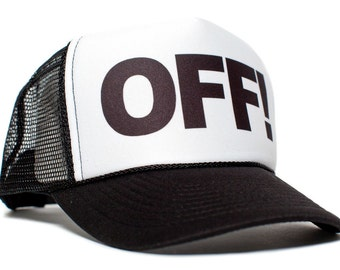 OFF! Hot Black Red Chili Peppers Cap Hat Kiedis Flea RHCP Truckers