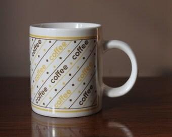 Retro 90s Restaurant Diner Coffee Mug