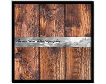 Woodgrain Instant Download, Fence Panels Texture Pack of 6, Rough Wood Digital Background, Overlay