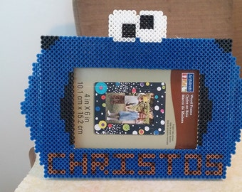 Cookie Monster Picture Frame