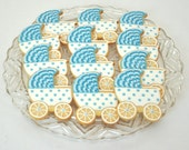 Baby Carriage Cookies...