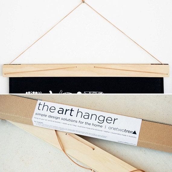The art hanger display your textiles tea towels weaves and