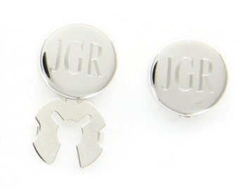 Personalized Button Covers