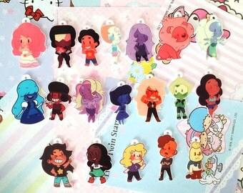 Steven Universe Charms