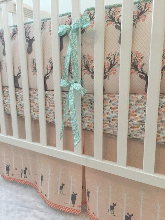 little oasis custom woodland fawn deer by littleoasisnurseries. Black Bedroom Furniture Sets. Home Design Ideas