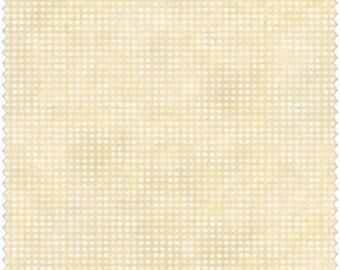 Dit Dot - Buff / Cream (8AH-3) by Jason Yenter - In The Beginning Fabric Yardage