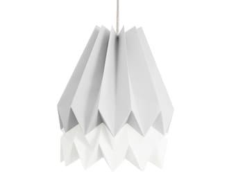Origami Lampe Papier Schirm Fr Wohnzimmer Oder Schlafzimmer