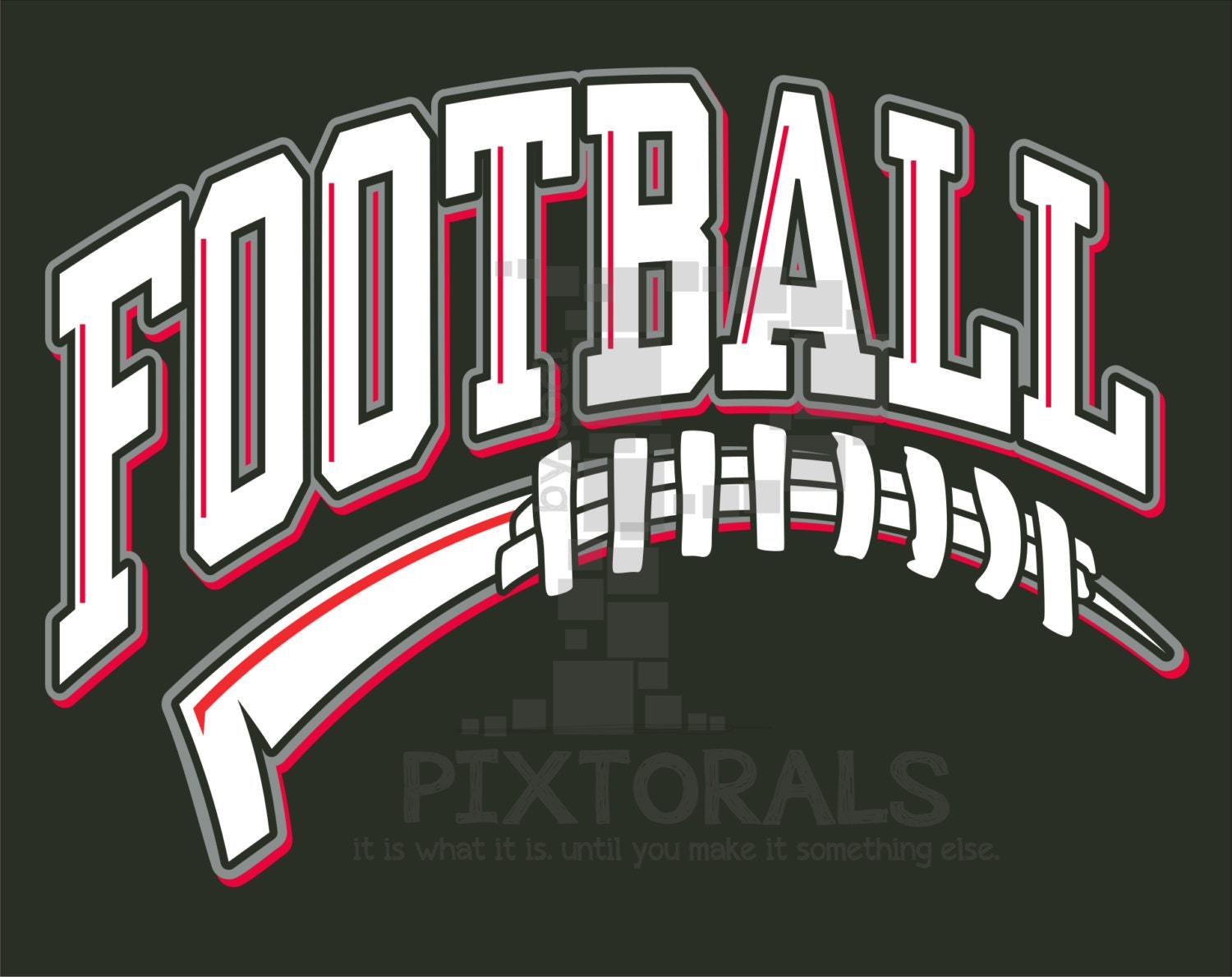 football tail design png eps jpeg t shirt graphics