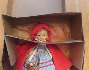 Madame Alexander Doll, Red Riding Hood #482