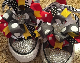 Disney inspired shoes- MADE TO ORDER