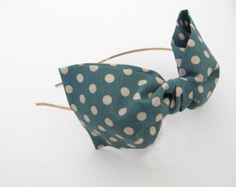 Bibi Alice headband with bow