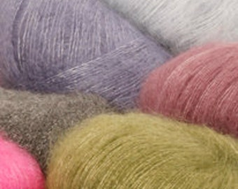 Kid-silk from Drops Garnstudio