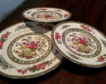 Set Of Tree Paragon Tree Of Kashmir Plates