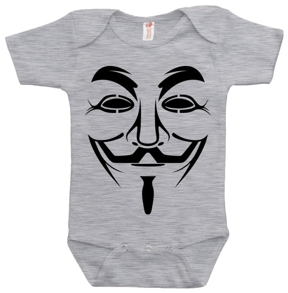 Anonymous Mask Bodysuit
