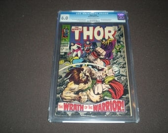 Thor 152, (1968), Marvel, Graded CGC 6.0