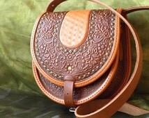 Сумки, кошельки, рюкзаки ручной работы из натуральной кожи