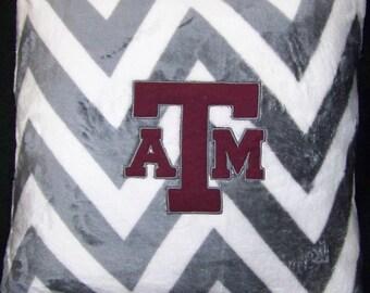 Texas A&M Pillow
