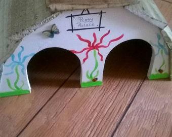 Guinea pig shelter