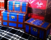 Monster Hunter Item Box Medium BLUE