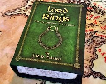 Fellowship of the Ring Book Pillow