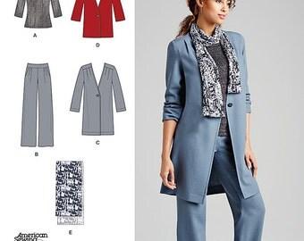 Misses Sportswear Simplicity Pattern 1073