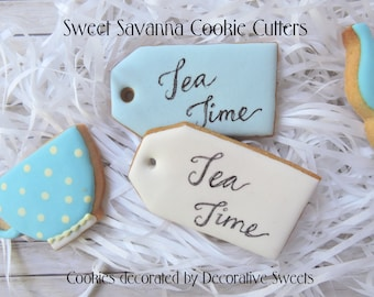 Tea bag Cookie Cutter