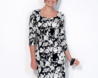 McCall's Pattern M7085 Misses'/Miss Petite Dresses