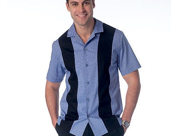 McCall's Pattern M7206 Men's Shirts