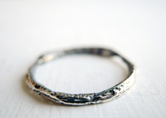 thin stacking rings promise ring for organic by