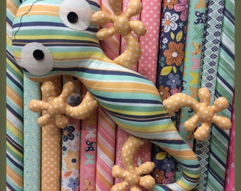 Lizard Soft Toy