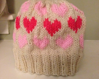 Valentine's Hat - ADULT