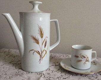 Vintage Winterling Markleuthen Bavaria Coffee Set