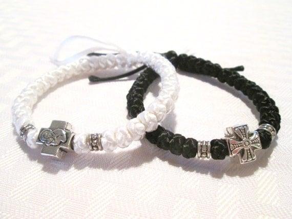 items similar to prayer rope prayer bracelet handmade