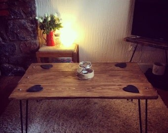 Coffee Table (Hand crafted In Wales)
