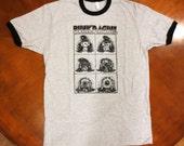 Bunk'd Agin! Ringer Collar T-shirt