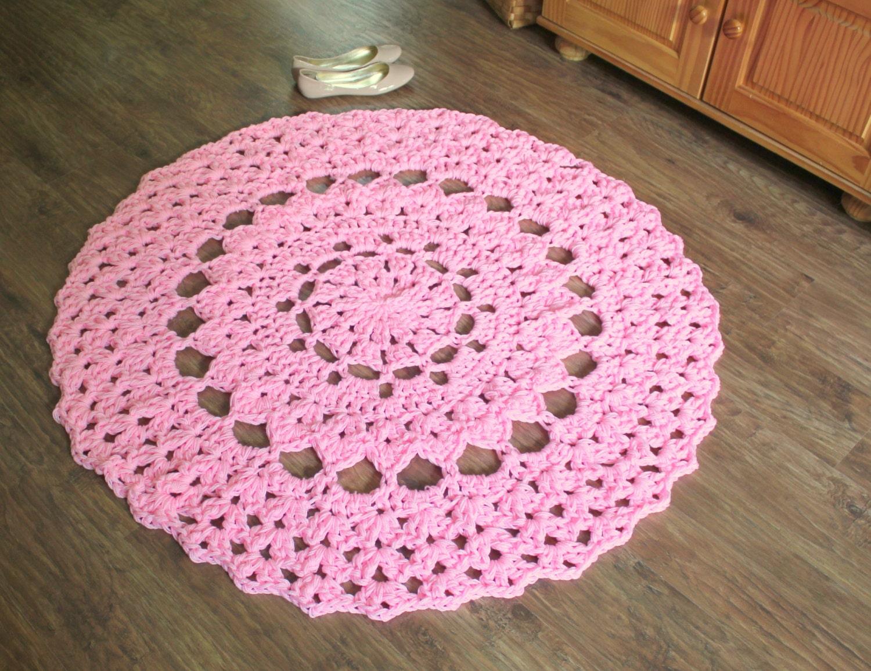 4 39 h keln deckchen teppich rosa kinderzimmer von vividstitches. Black Bedroom Furniture Sets. Home Design Ideas
