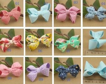 Hair Bows Girls, Hair Bows Baby, Girl Bows, Diy Hair Accessories Supplies