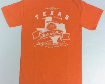 Texas State of Mind Short sleeve